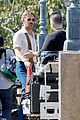 ryan gosling continues filming nice guys after becoming a dad 01