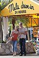 milla jovovich orange slice of pregnant heaven 08