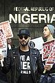 alicia keys swizz beatz holds protest 13