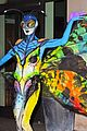 heidi klum butterfly halloween costume 01
