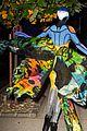 heidi klum butterfly halloween costume 09