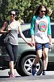 krysten ritter new boyfriend adam granduciel hit the gym 13