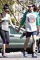krysten ritter new boyfriend adam granduciel hit the gym 17