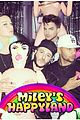 adam lambert licks a blow up doll at miley cyrus birthday party 04