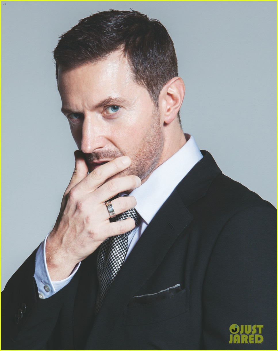 richard armitage james bond da man cover 07