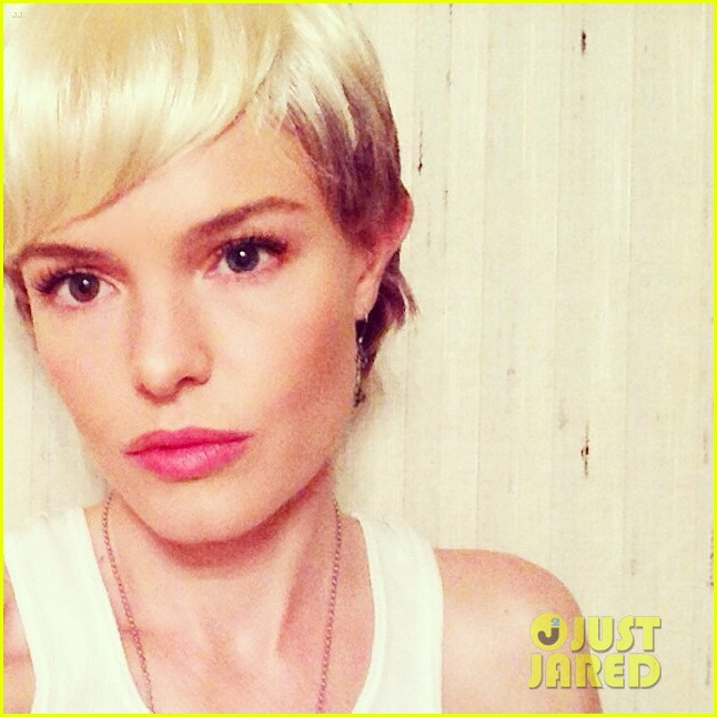 Kate Bosworth Went All Out as Some Kind of Wonderful's Watts for ... Kate Bosworth