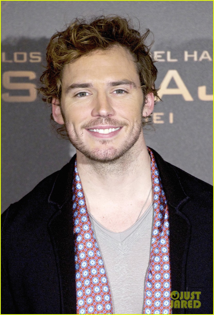 Full sized photo of sam claflin opens up on giving up soccer dream 02