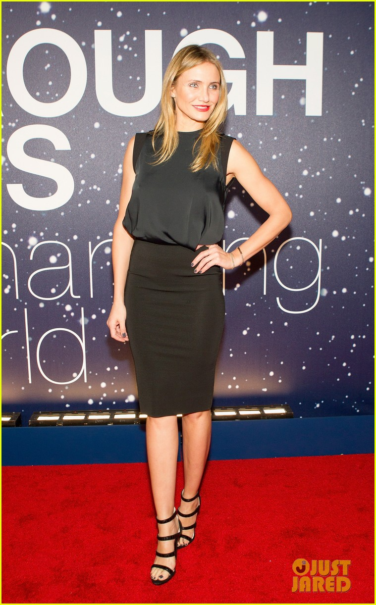 Cameron Diaz Kate Beckinsale Make Science Sexy At Breakthrough - Cameron diaz make