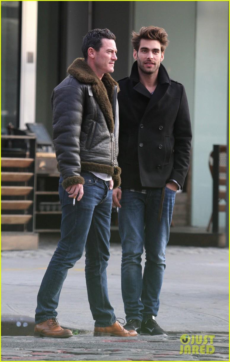 Luke Evans Boyfriend