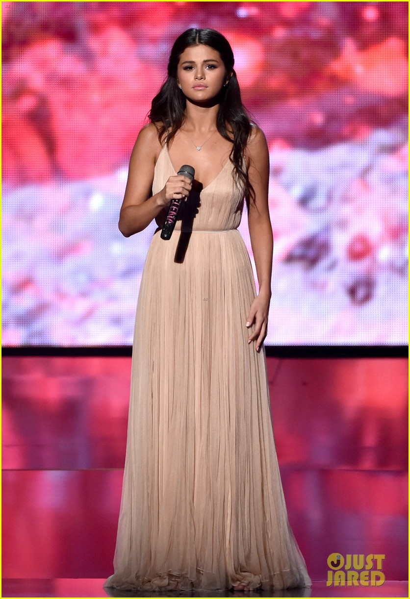 Selena Gomez Sings 'The Heart Wants What it Wants' at AMAs - Watch Now ...