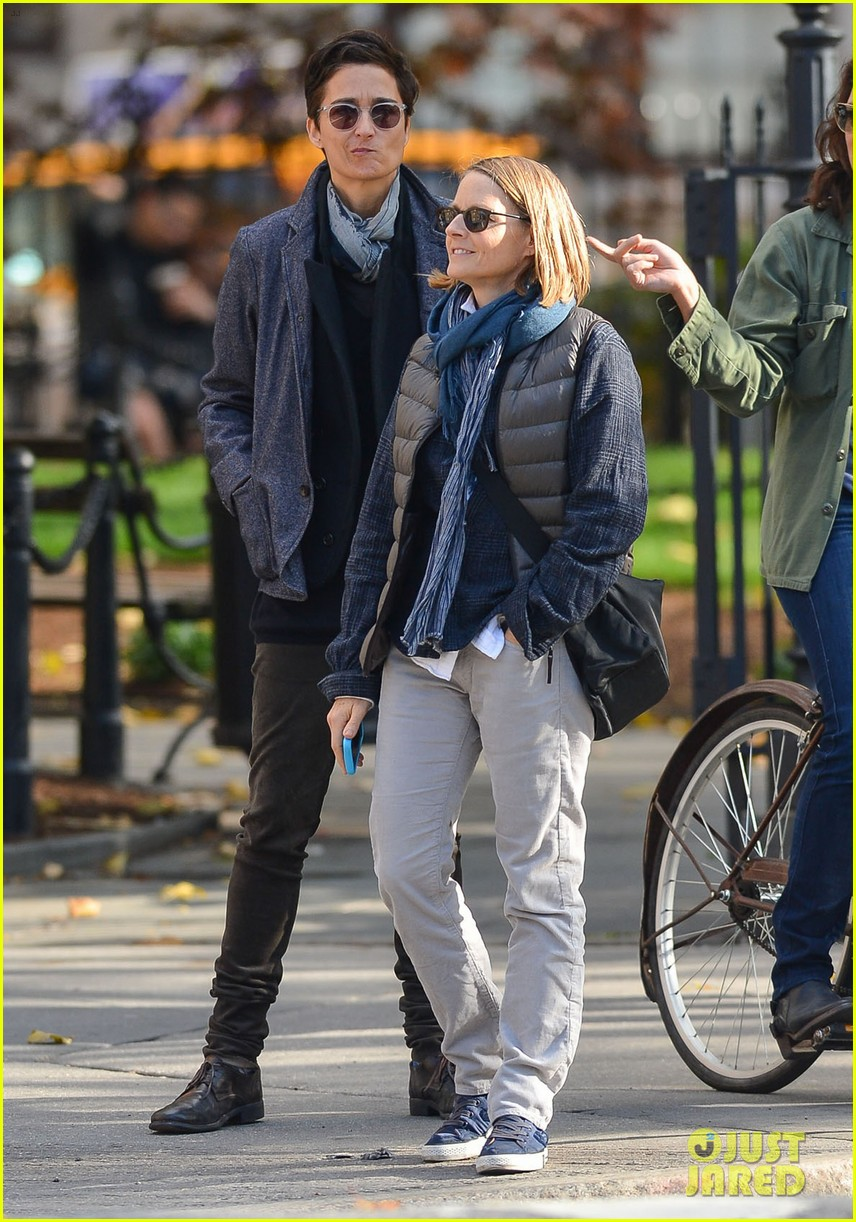 Jodie foster and alexandra hedison 2018
