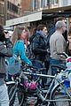 sarah jessica parker rome italy bike 20