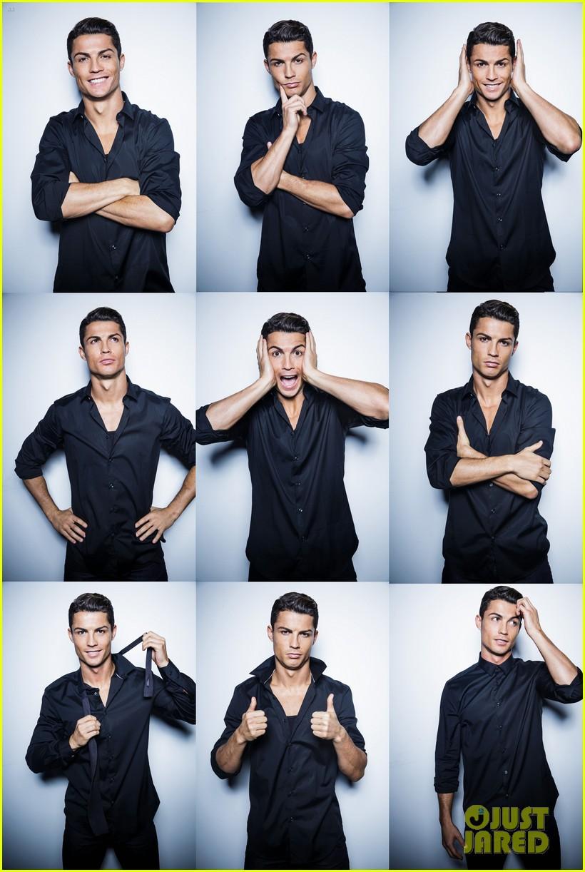 Cristiano Ronaldo & Irina Shayk Did Totally Hot Photo ... Irina Shayk Cristiano Ronaldo 2014