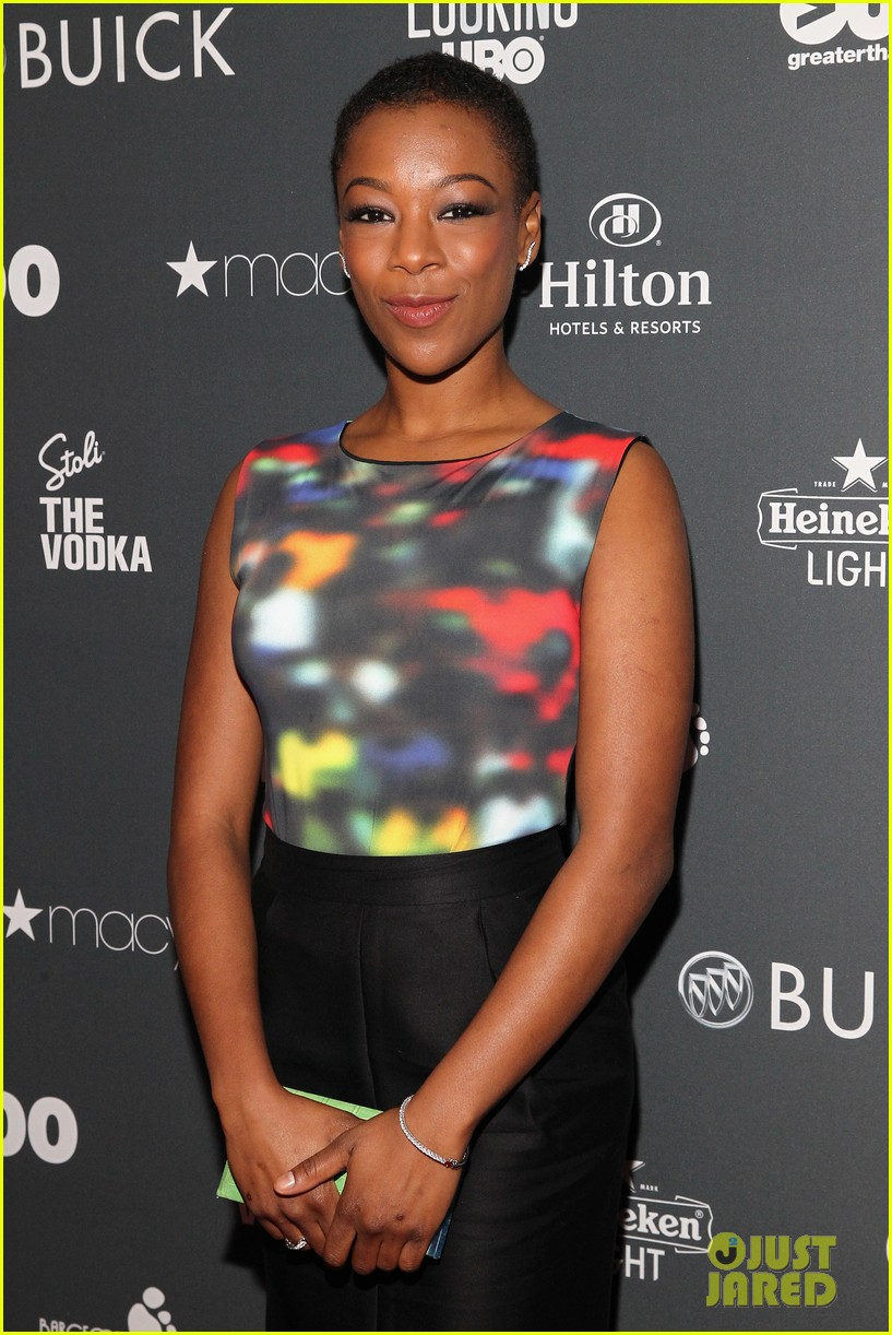 wiley gay personals Samira wiley (born april 15, 1987) is an american actress and model she is best known for playing poussey washington in the netflix series orange is the new black.