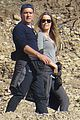 antonio banderas girlfriend nicole kempel go hiking at el caminito del rey 03