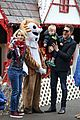 michael buble takes his son noah to a christmas theme park 01