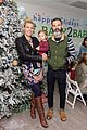 drew barrymore daughters frankie olive jessica alba holiday party 13