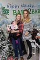 drew barrymore daughters frankie olive jessica alba holiday party 21