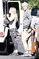 hilary meets up with mike comrie to exchange luca 11