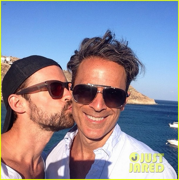 Fashion Police's Brad Goreski Is Engaged To Boyfriend Gary