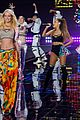 ariana grande smacked by angel wings 12