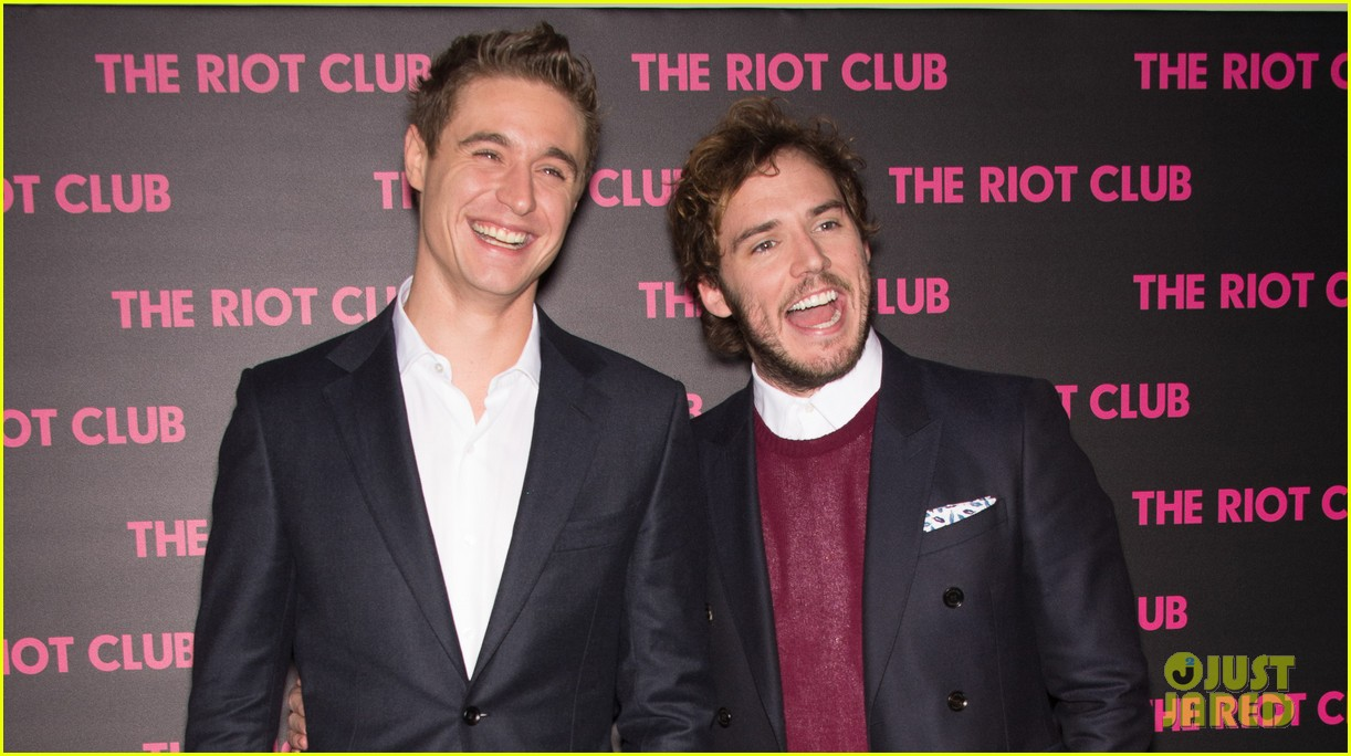 max irons sam claflin look like theyre having the best time 023252636