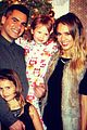 jessica alba jaime king celebrate christmas together again 01