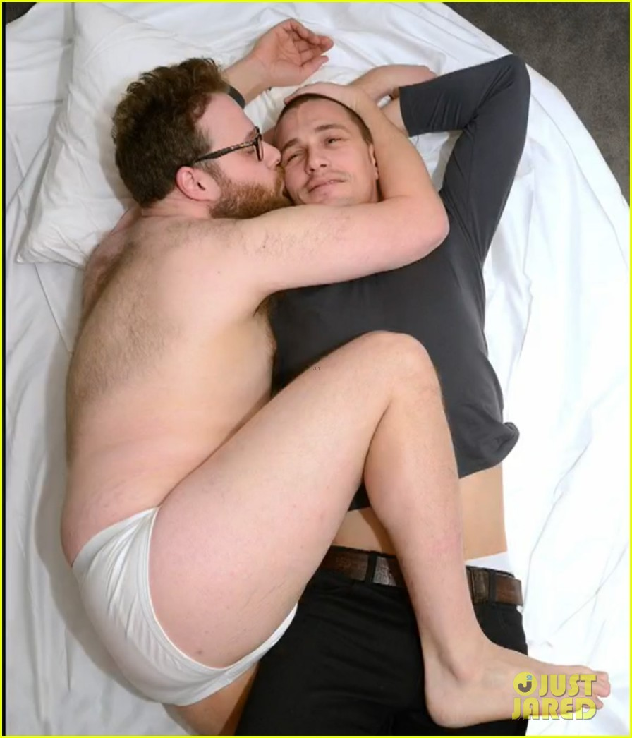 james-franco-seth-rogen-naked-christmas-