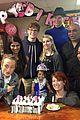 jyoti ma petite amge celebrates 21st birthday with ahs cast 01