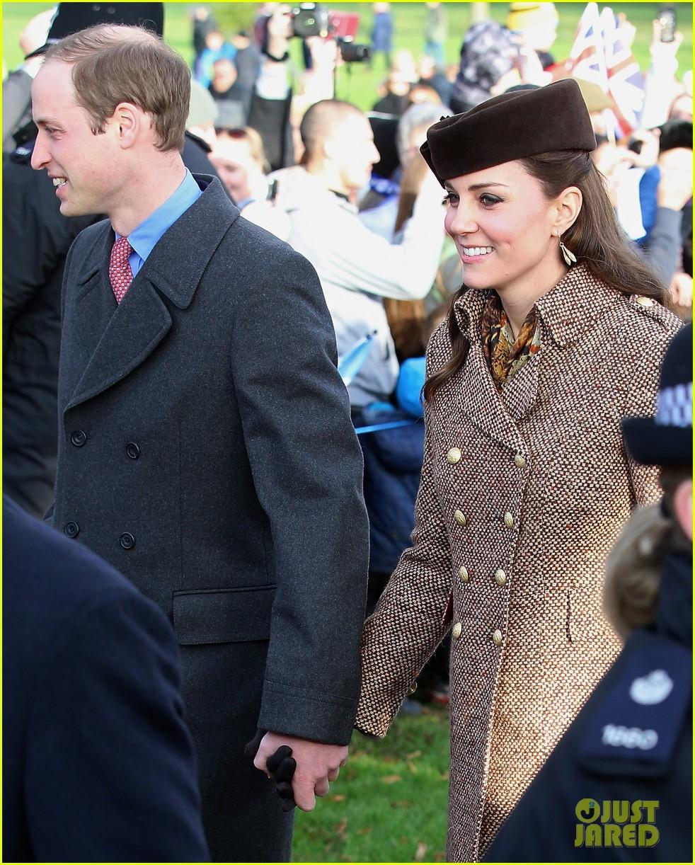 Kate Middleton & Prince Harry Kick Off Christmas With