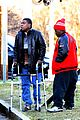 tracy morgan uses his walker after his case against walmart moves forward 05