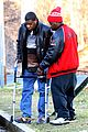 tracy morgan uses his walker after his case against walmart moves forward 09