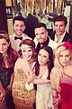 janel parrish returns to for the record with val chmerkovskiys support 04