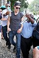 paul wesley buff arms sightseeing brazil 07