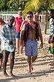 simon cowell flaunts chest hair barbados vacation 13