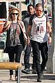 ashlee simpson evan ross sunday shopping sweethearts 12