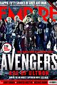 avengers assemble for age of ultron covers of empire 01
