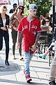 justin bieber hailey baldwin grab lunch for second straight day 05