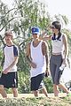 Photo 86 of Justin Bieber Lunches it Up with Hailey Baldwin After Hiking with Kendall Jenner