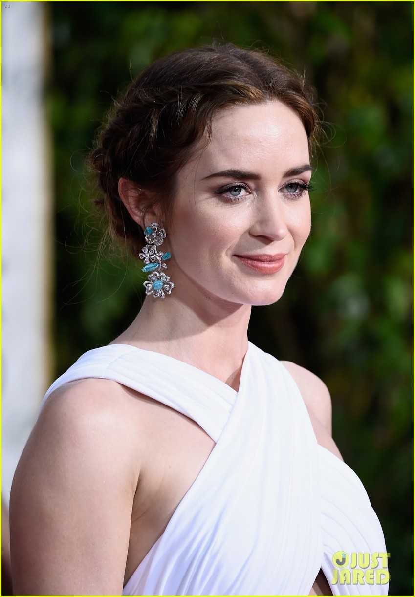 Emily Blunt Tackles th...