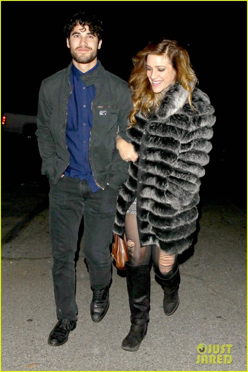 Darren criss dating