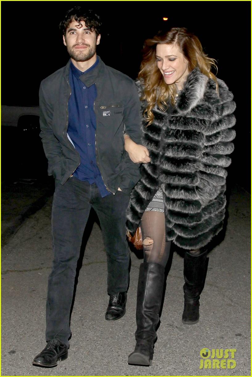 Darren criss dating lucy hale-in-Matir