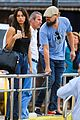 leonardo dicaprio hangs with pretty brunette after beach day 05
