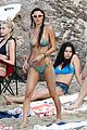 leonardo dicaprio continues st barts trip surrounded by women 29