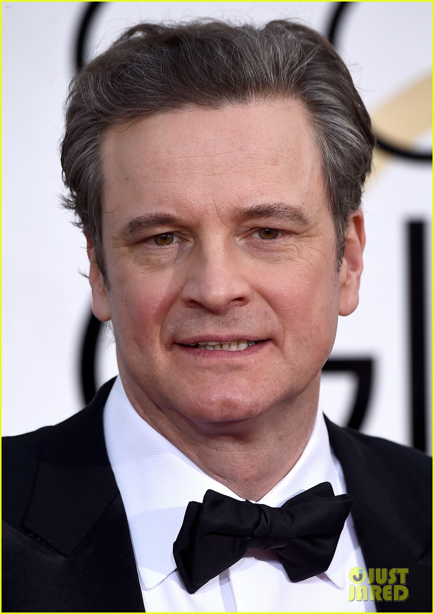 ... | 2015 Gold... Colin Firth