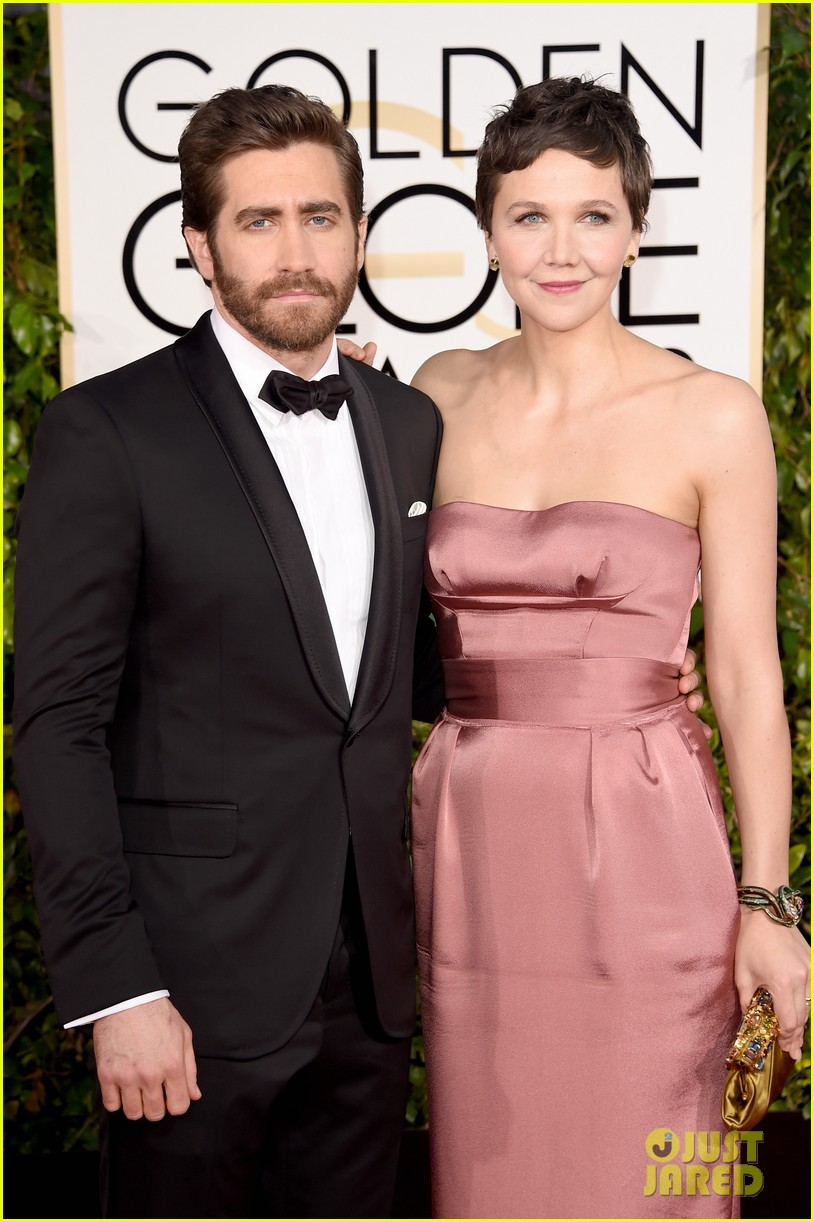 jake gyllenhaal golden globes 2017 - photo #32