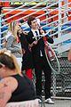 kendall jenner gigi hadid selfie stick photo shoot 09