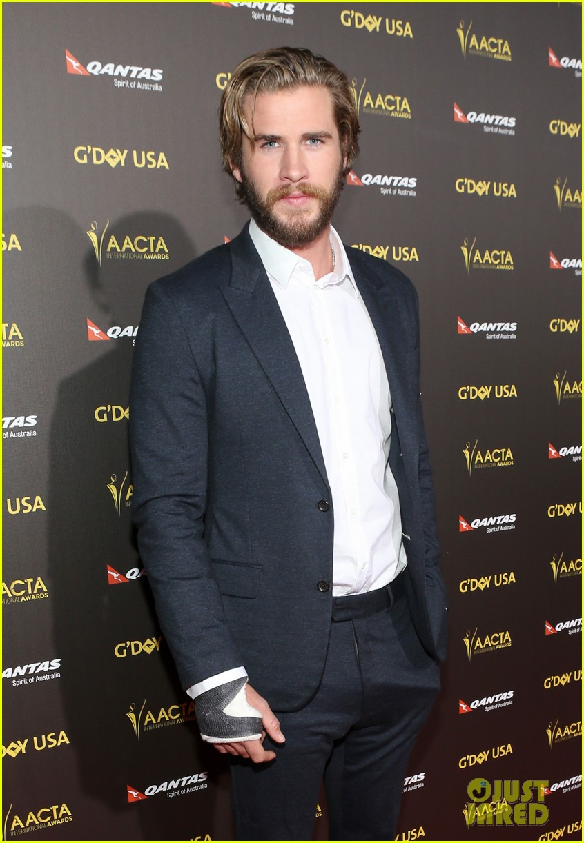 chris liam hemsworth gday gala 023293047