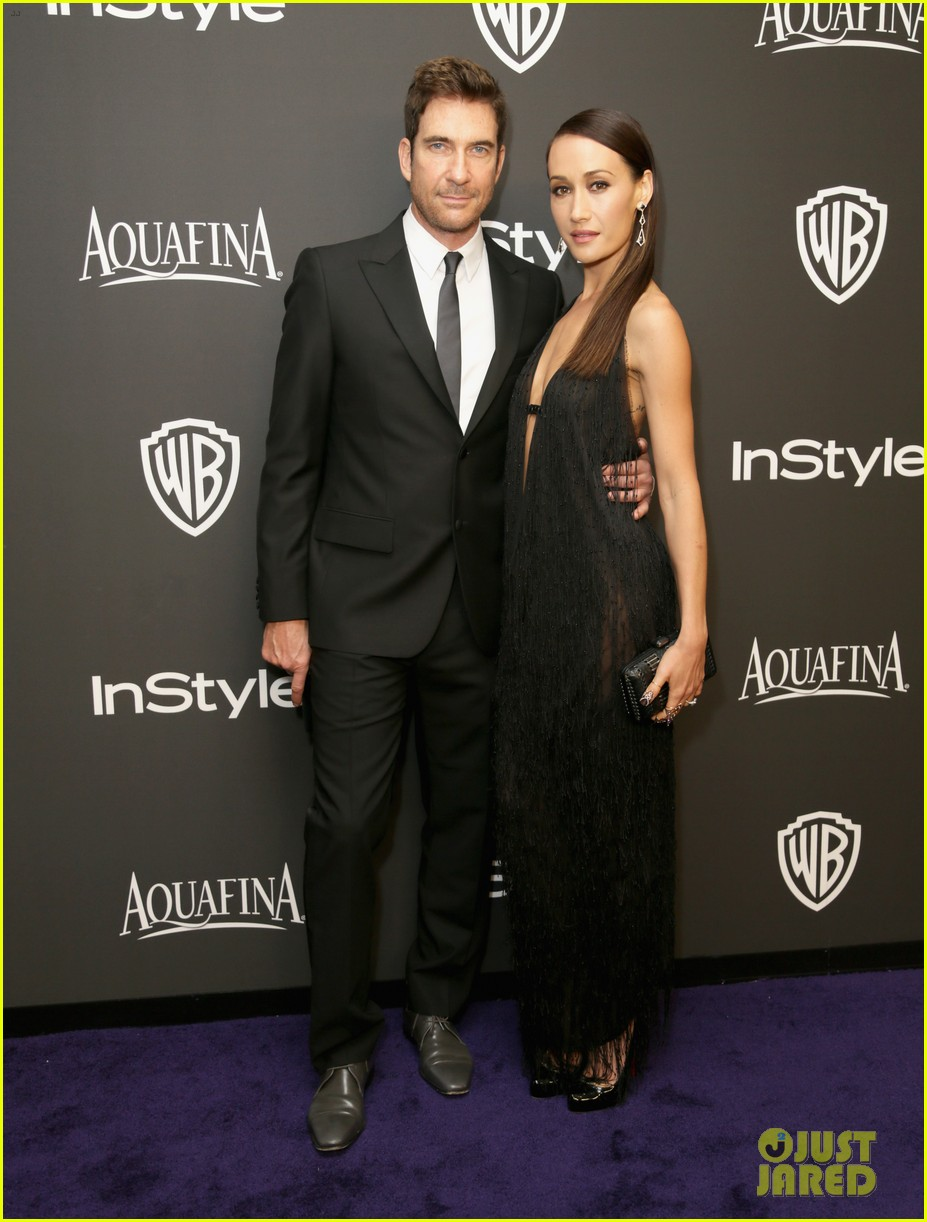 maggie q dating dylan Nyborg