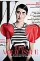 emma stone shailene woodley w magazine covers 01
